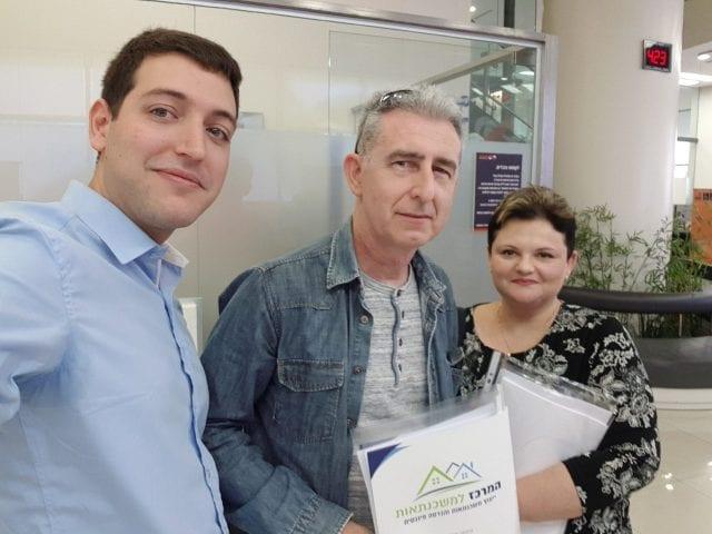 יבגניה ואלכס קנישבצקי, אשדוד